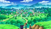 애니메이션에서의 산가지마을