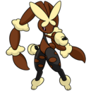 428Lopunny Mega Dream