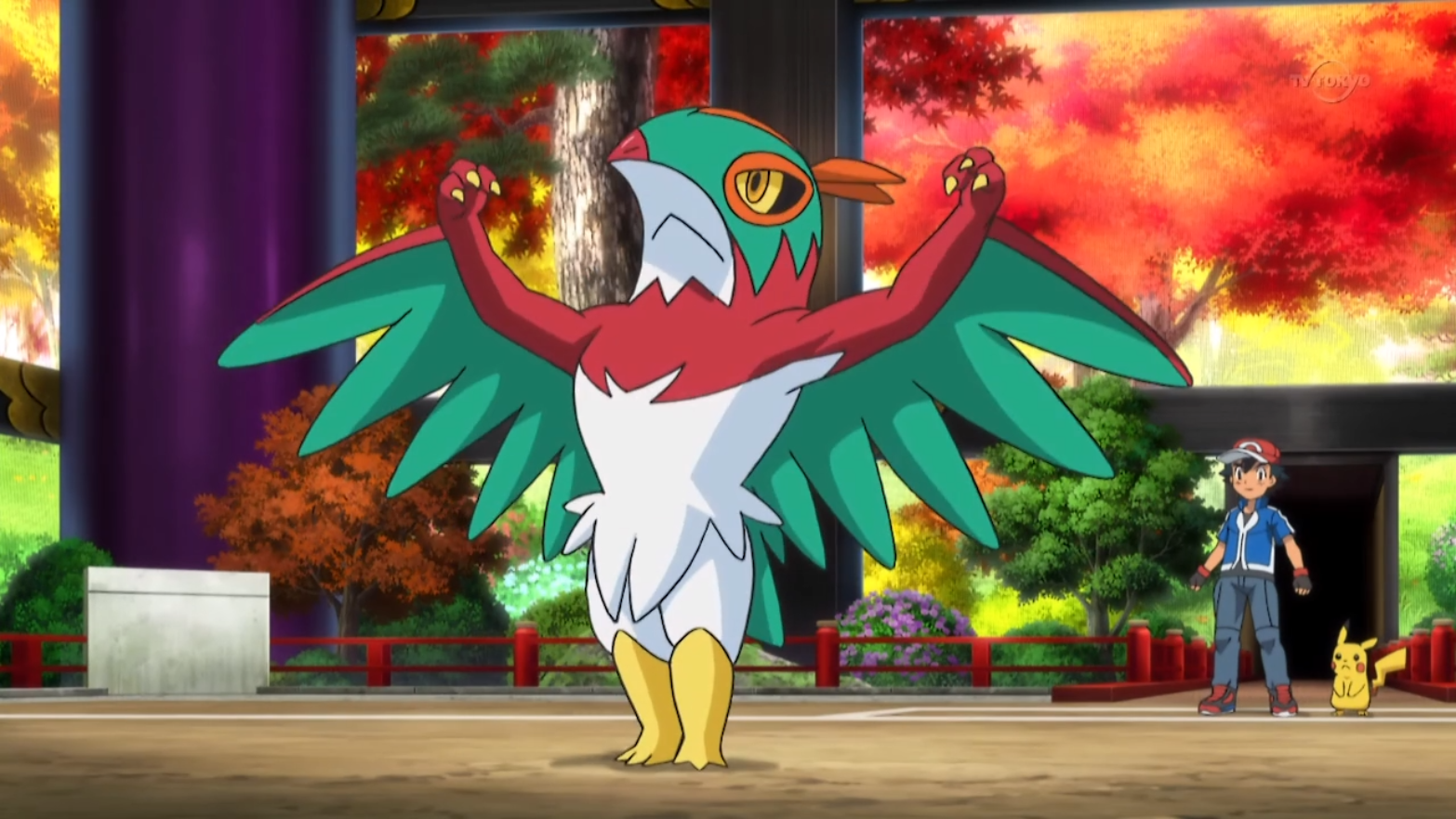 Image result for hawlucha