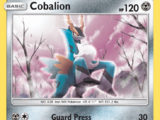 Cobalion (Lost Thunder)