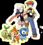 Pokemon-diamond-and-pearl-characters