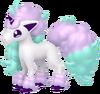 077Ponyta Galarian Pokémon HOME