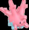 222Corsola Pokémon HOME