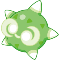 774Minior Green Dream