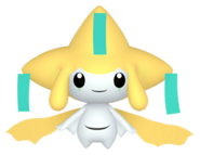 385Jirachi Pokémon HOME