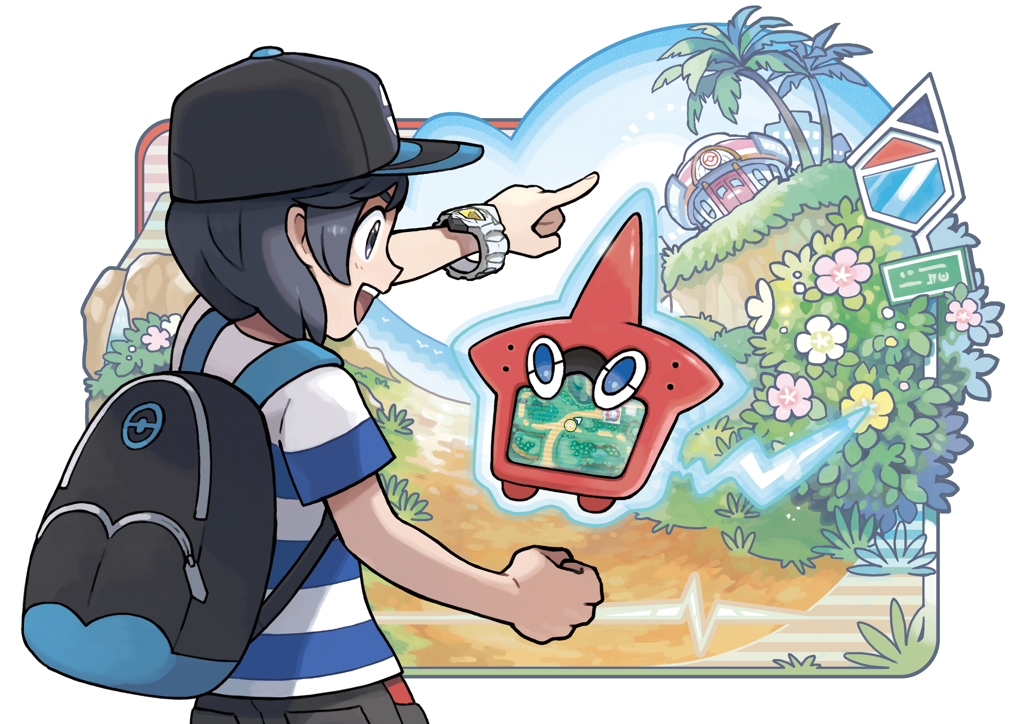 Rotom Pokédex | Pokémon Wiki | FANDOM powered by Wikia