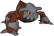 485Heatran Pokémon PokéPark