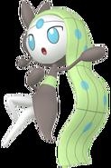 648Meloetta Aria Forme Pokémon HOME