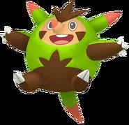 651Quilladin Pokémon HOME
