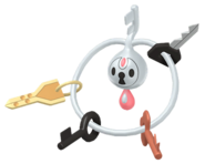 707Klefki Pokémon HOME