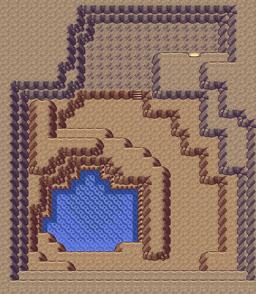 바다 동굴 방