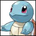 Generation I Button - Squirtle