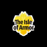 Pokémon The Isle of Armor logo