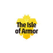 Pokémon The Isle of Armor logo