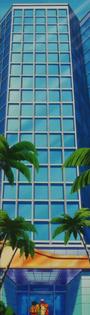 구아바체육관 건물