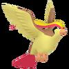 018Pidgeot Pokémon HOME