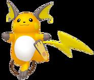 026Raichu Pokémon HOME