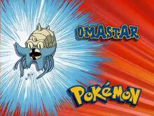 Omastar- Who's That Pokémon