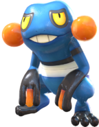 Support Croagunk