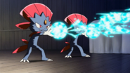 Kidd Summers Weavile Ice Beam