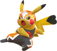 Pikachu Libre (Pokkén Tournament)
