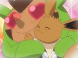 XY095: Liefde Slaat Toe! Eevee Schrikt, en Hoe!