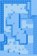 여울의 동굴 얼음방