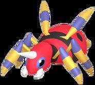168Ariados Pokémon HOME