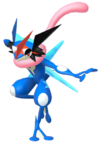 658Greninja Ash Pokémon HOME