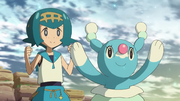 Lana with brionne