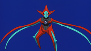 Deoxys purple crystal Attack Forme