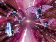 Team Galactic Golbat Air Cutter