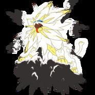 Solgaleo's Radiant Sun phase