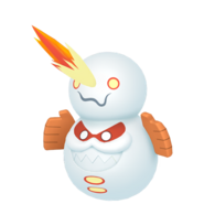 555Darmanitan Galarian Zen Mode Pokémon HOME