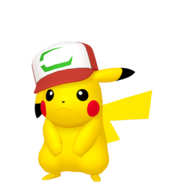 025Pikachu Partner Cap Pokémon HOME