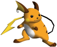 026Raichu Pokemon Colosseum