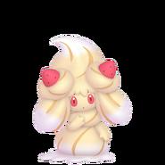 869Alcremie Caramel Swirl Strawberry Sweet Pokémon HOME