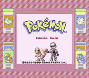 Pokémon Roig (Stadium 2)