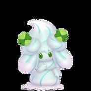 869Alcremie Mint Cream Clover Sweet Pokémon HOME