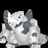 306Aggron Mega Pokémon HOME