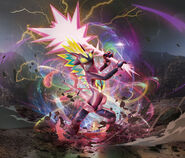 Gigantamax Toxtricity Sword and Shield Rebel Clash