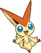494Victini BW anime 3