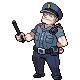 BW 경찰관