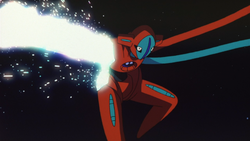 Deoxys purple crystal Recover