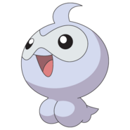 351Castform AG anime 2