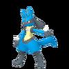 448Lucario Pokémon HOME