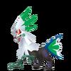 773Silvally Grass Pokémon HOME