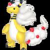181Ampharos Mega Pokémon HOME
