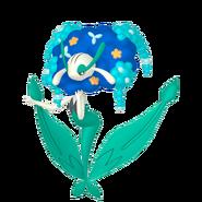 671Florges Blue Flower Pokémon HOME
