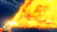 Groudon Flamethrower